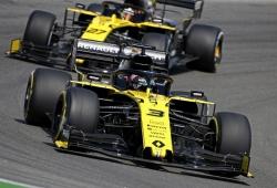 """Ricciardo: """"Renault tiene que hacerlo mejor si quiere podios en 2020"""""""