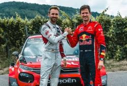 Sébastien Ogier 'ficha' a René Rast como copiloto por un día