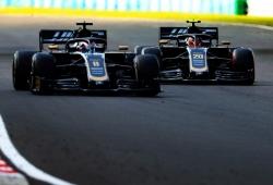 Steiner: los roces entre Grosjean y Magnussen influirán en el futuro de ambos en Haas