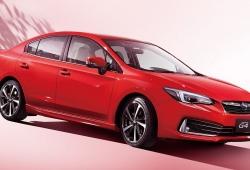 Subaru Impreza 2020, puesta a punto para el modelo vendido en Japón