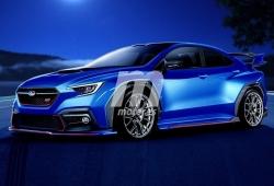 La nueva generación del Subaru WRX STI llegará en 2020