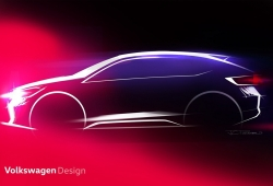 Volkswagen nos muestra un boceto de su próximo SUV coupé