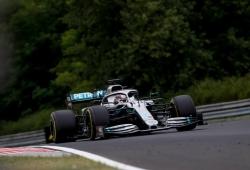 """Hamilton reconoce que no confiaba en su equipo: """"Pensé que iba a ser un desastre"""""""