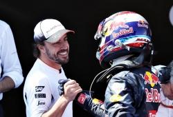 """Verstappen: """"¿Hamilton el mejor? Alonso podría haber ganado siete u ocho títulos"""""""