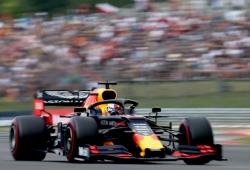 Verstappen, con más neumáticos blandos que los Mercedes y Ferrari en Monza