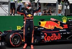 """Verstappen no se conforma con la pole: """"Queda la carrera y es lo más importante"""""""