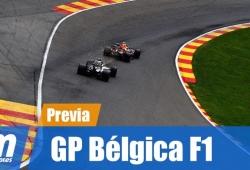 [Vídeo] Previo del GP de Bélgica de F1 2019