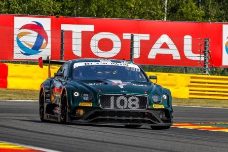 Bentley confirma sus pilotos para las 10 Horas de Suzuka