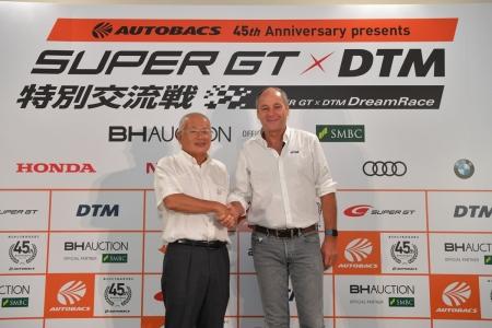 DTM y Súper GT definen todas las claves de su 'Dream Race'
