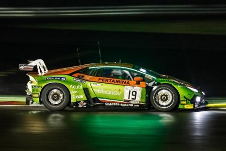Lamborghini busca un tercer equipo GT3 'oficial' en Europa