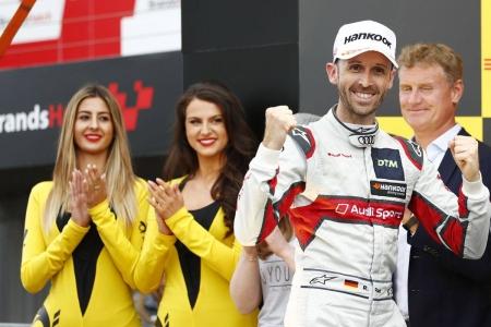 René Rast da otro paso hacia su segundo título del DTM