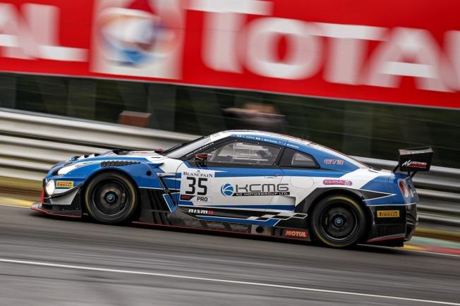 36 vehículos GT3 se dan cita en las 10 Horas de Suzuka