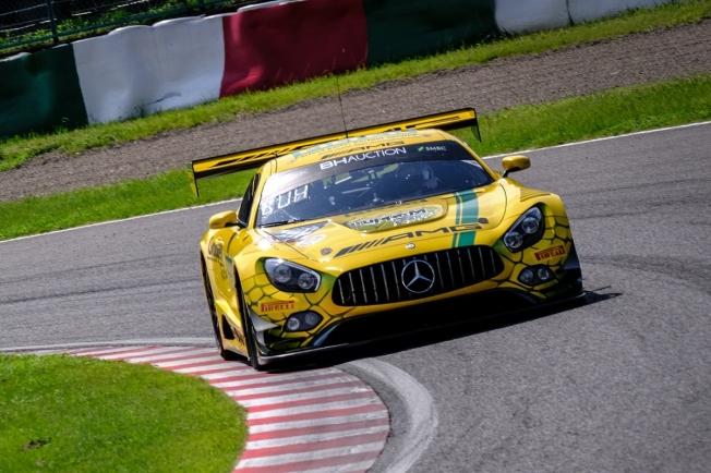 El Audi #25 del Team WRT conquista las 10 Horas de Suzuka
