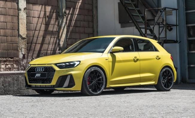 Audi A1 Sportback preparado por ABT Sportsline