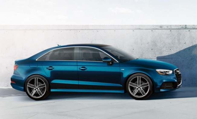Audi A3 Sedán - lateral