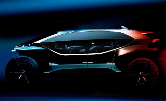 Audi AI:TRAIL quattro - adelanto