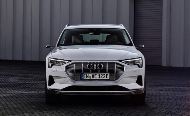 Audi e-tron 50 quattro - frontal
