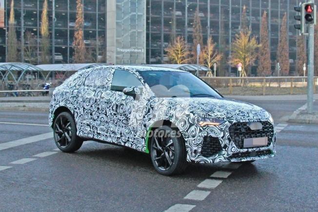 Audi RS Q3 Sportback - foto espía