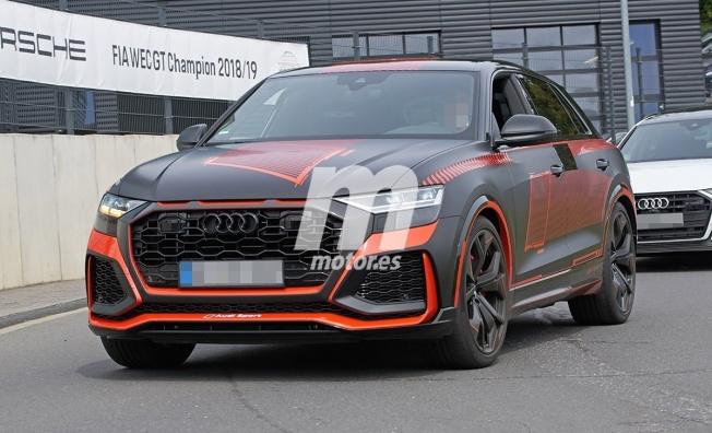 Audi RS Q8 - foto espía