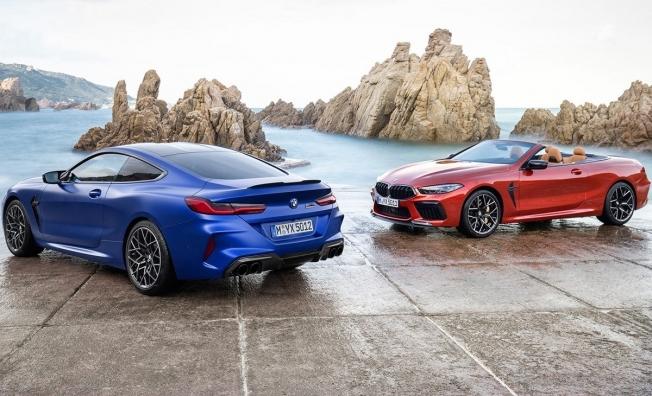 BMW M8 Coupé y BMW M8 Cabrio