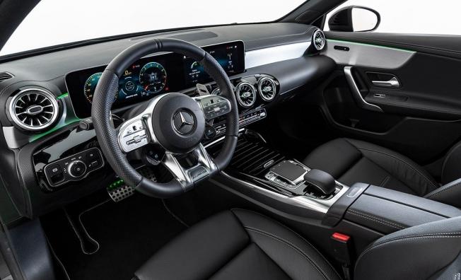 Brabus B 35 S - Mercedes-AMG A 35 4MATIC