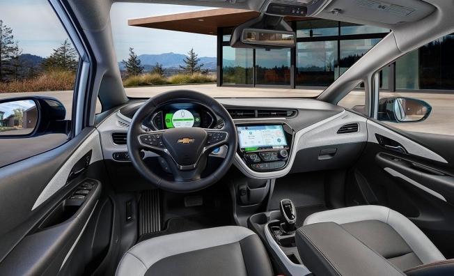 Chevrolet Bolt - interior
