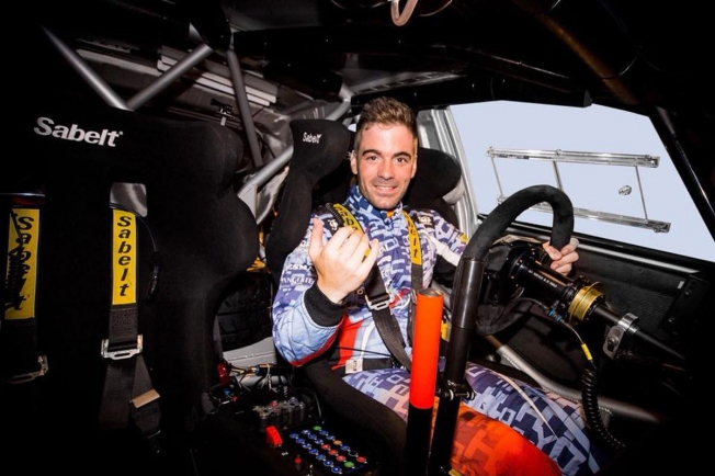 'Cohete' Suárez se apunta al Rally RACC con un Skoda Fabia R5