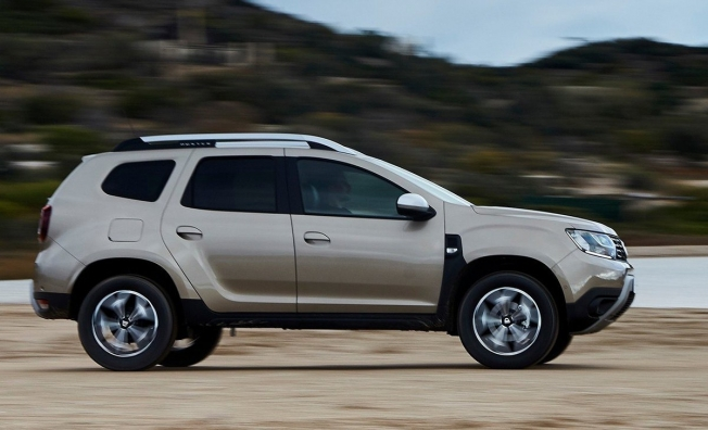 Dacia Duster - lateral