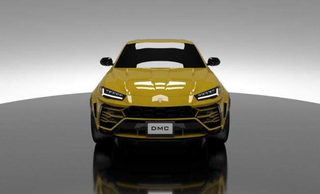 Lamborghini Urus preparado por DMC