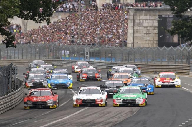 El DTM alcanza su carrera 500 en Lausitzring