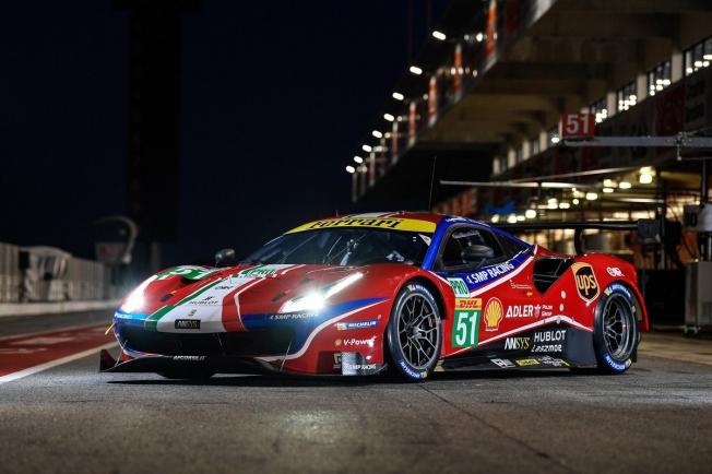 En Maranello planean alargar la vida del Ferrari 488 GTE