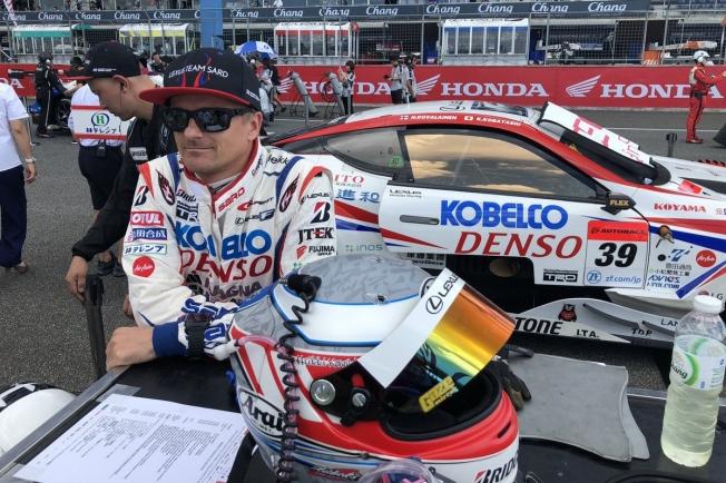 Heikki Kovalainen disputará las 10 Horas de Suzuka