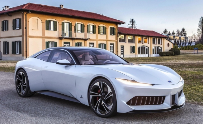 Karma Revero GT por Pininfarina
