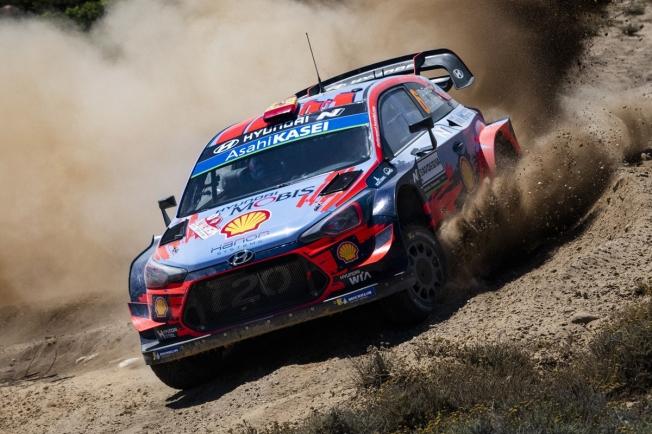 Neuville, Mikkelsen y Sordo repiten en el Rally de Turquía