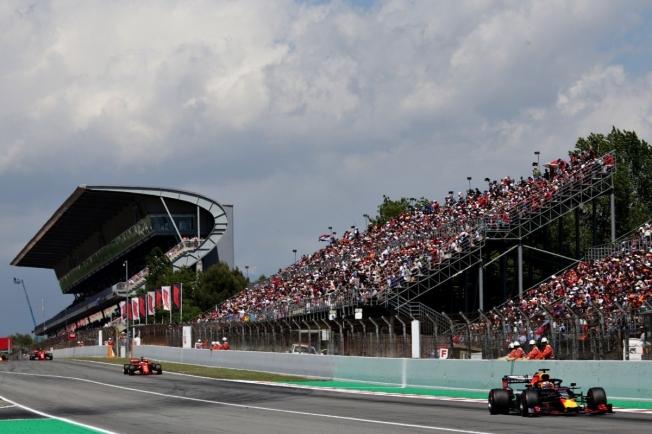 Gp F1 Calendario 2020.Gp Espana Oficial El Gp De Espana Incluido En El