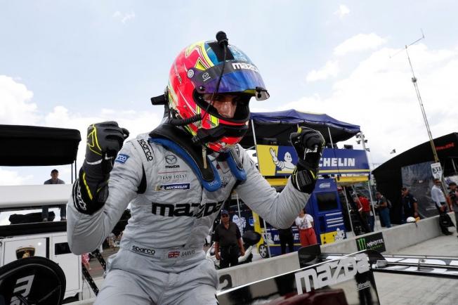 Oliver Jarvis se une al Ginetta #6 del Team LNT en Silverstone