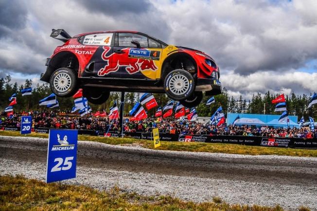 Ott Tänak conquista el Rally de Finlandia por segunda vez