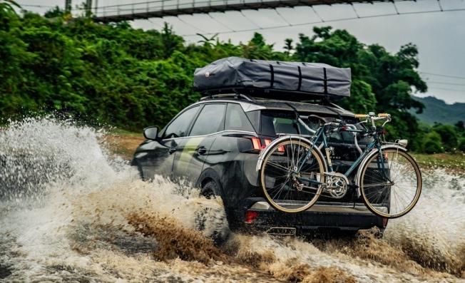 Peugeot 3008 Off-road