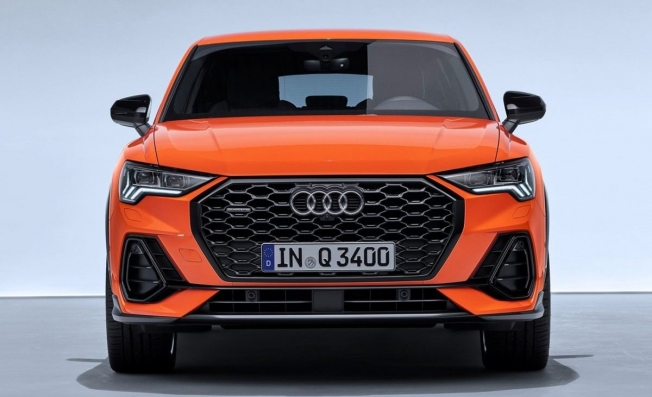 Audi Q3 Sportback - frontal