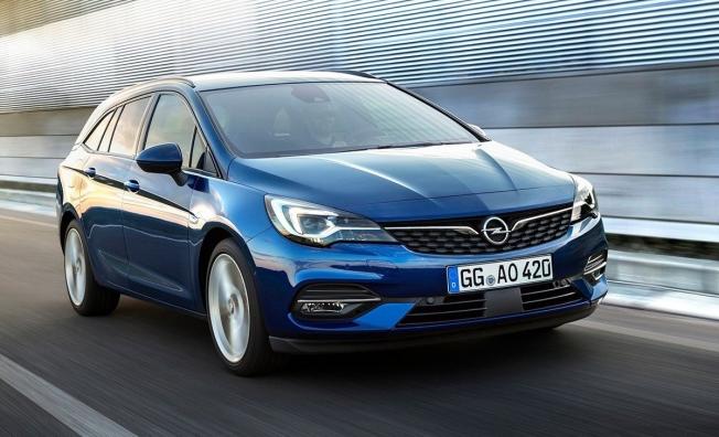 Opel Astra Sports Tourer 2020