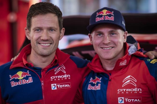 Sébastien Ogier busca cambiar el paso del WRC en Alemania