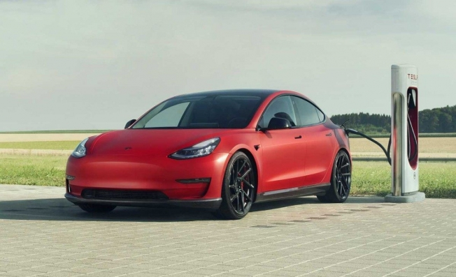 Tesla Model 3 preparado por Novitec
