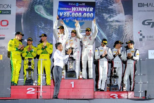 El título de 2019 del International GT Challenge se decide en Kyalami