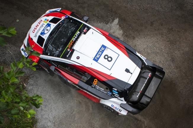 Toyota se enfrenta al triple desafío del Rally de Alemania