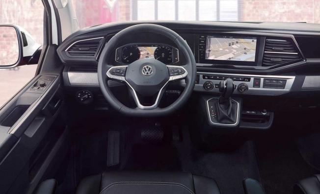 Volkswagen Multivan T6.1 - interior