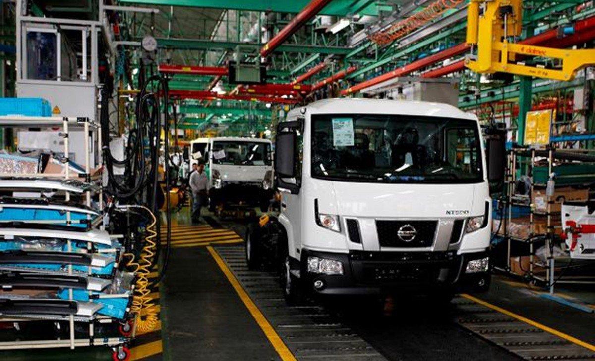 La planta de Nissan en Ávila deja de producir camiones para fabricar recambios