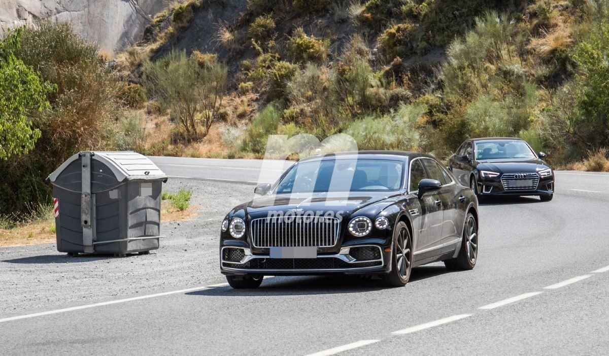 2018 Bentley Continental Flying Spur 28