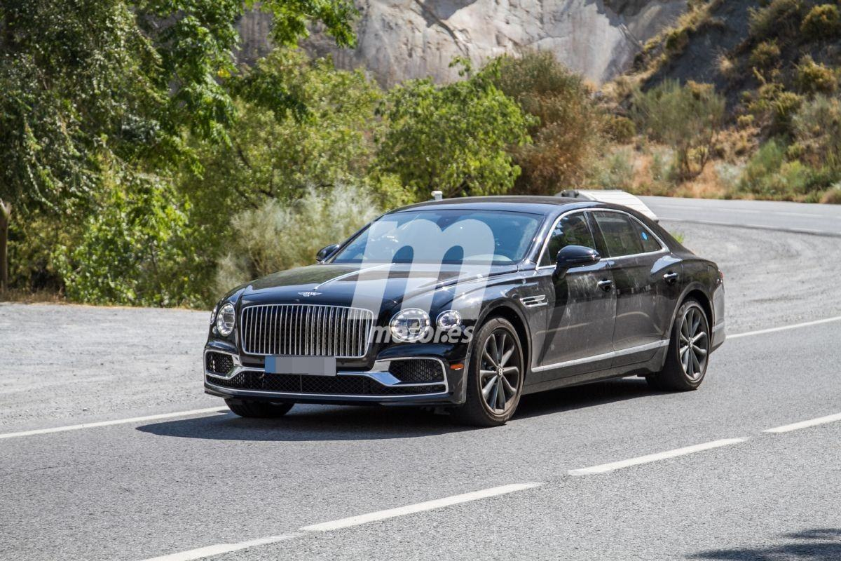 2018 Bentley Continental Flying Spur 29