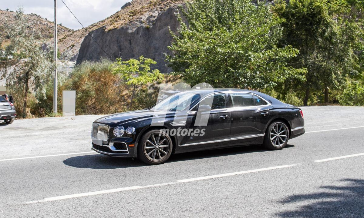 2018 Bentley Continental Flying Spur 30