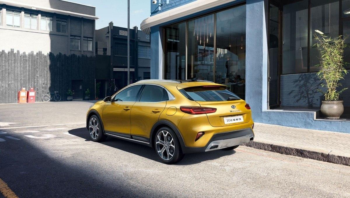 El nuevo Kia XCeed entra en producción en la fábrica de Eslovaquia